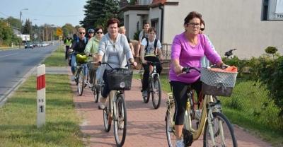 II rowerowy rajd osiedlowej dziewiątki