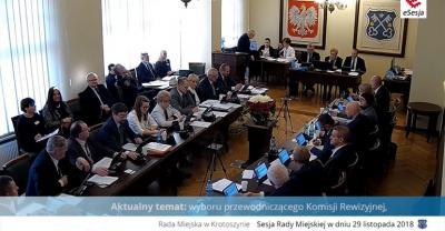 Trwa druga sesja Rady Miasta w Krotoszynie