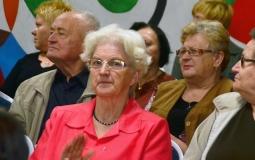 Irena Marszałek z tytułem Zasłużony dla Krotoszyna