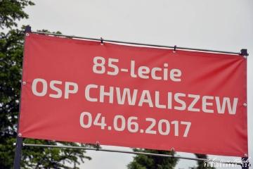 85-lecie OSP Chwaliszew