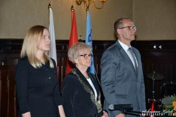 Podpisanie umowy partnerskiej z Węgrami