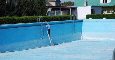 Wyremontują basen przed wakacjami?