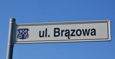 Ulica Brązowa