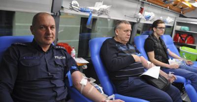 Zebrali 400 litrów krwi