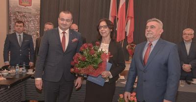 Premier zabrał Kobylinowi skarbniczkę