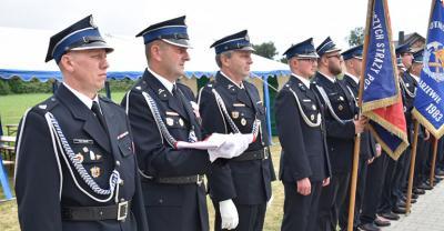 135 lat OSP Konarzew