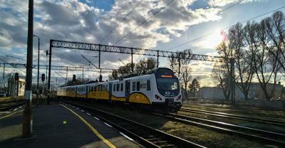 Pociągi od 25 marca do Wrocławia