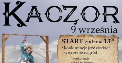 """Trzecia edycja """"Kaczora"""" w Smoszewie"""