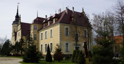 Remont szkoły w Borzęciczkach