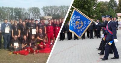 Nowa Wieś i Grębów to ważne jednostki OSP