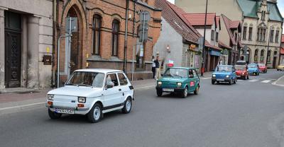 VIII Zlot Fiata 126 p w Koźminie Wlkp.