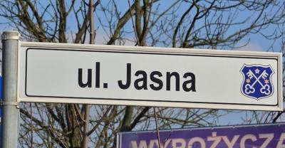Ulica Jasna