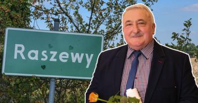 Szymański na czele Raszew