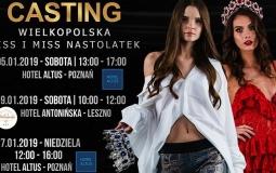 Szukają kandydatek na Miss Wielkopolski 2019