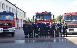 Strażacy wrócili ze Szwecji