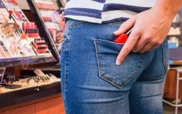 Kradzieże w sklepach