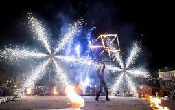 III Międzynarodowy Festiwal Ognia w Krotoszynie
